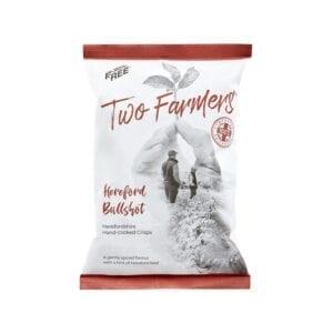 Two Farmers Hereford Bullshot Potato Crisps