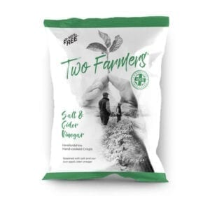 Two Farmers Salt & Cider Vinegar Potato Crisps