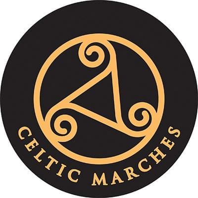 Celtic Marches Cider Logo