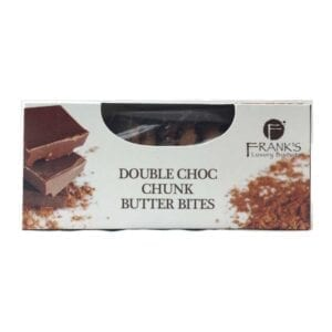 Franks Luxury Biscuits Double Choc Chunk Butterbites