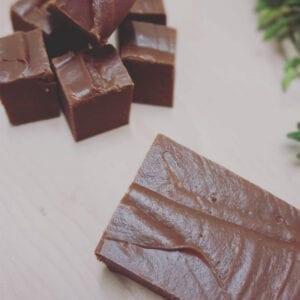 Mamas Fudge Chocolate Fudge Eco Pot