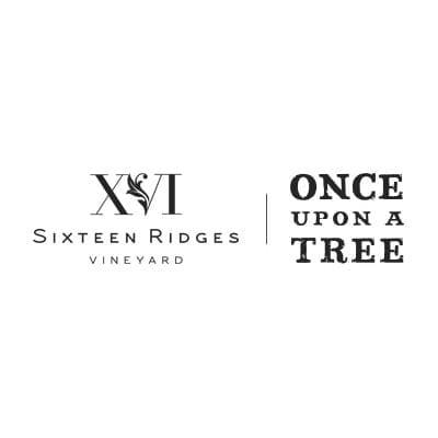 Once Upon A Tree Sixteen Ridges Logo