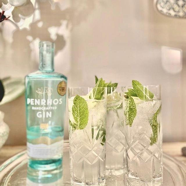 Penrhos Gin Mojito Hereford