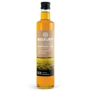 Risbury Cold Pressed Natural Rape Seed Oil 500ml