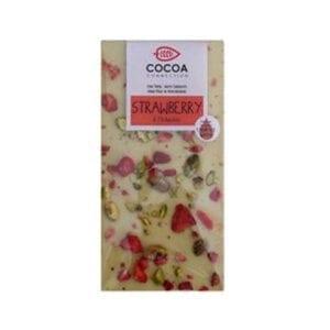 Strawberry Pistachio White Chocolate