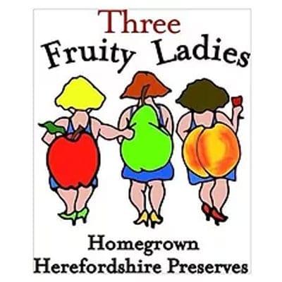 Three Fruity Ladies Logo