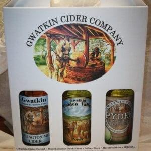 Gwatkins Cider Perry Gift Box
