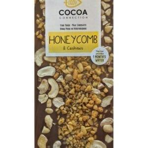 Honeycomb And Cashew Bar