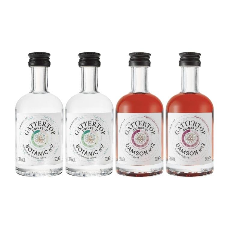 Mini Bottles Vodkas