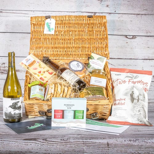 Gift Hampers And Vouchers