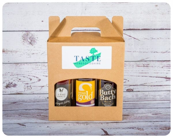 Herefordshire Beer Selection Pack