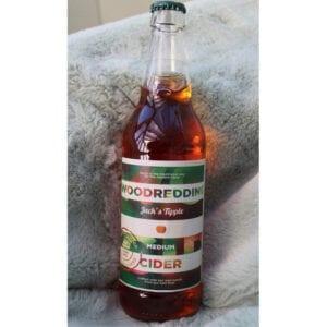 Woodredding Jacks Tipple Cider